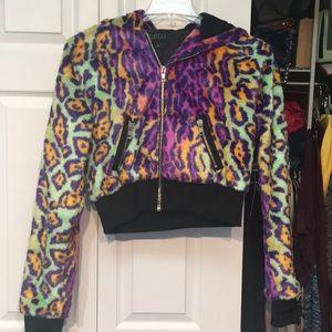 Club EXX size Large jacket!